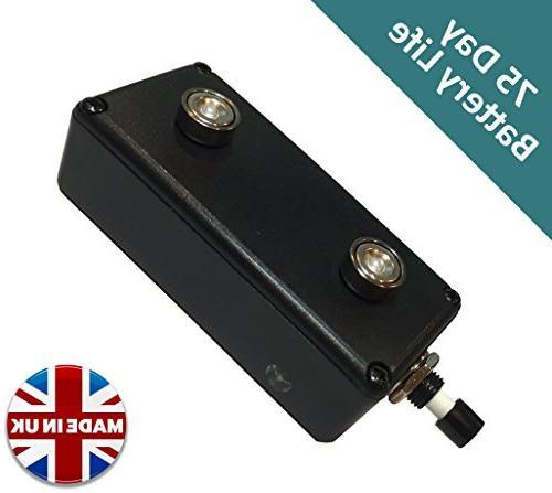 black vox voice activated audio