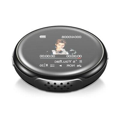 8GB MP3/4 HiFi Lossless Music Video BT Media Player FM Radio