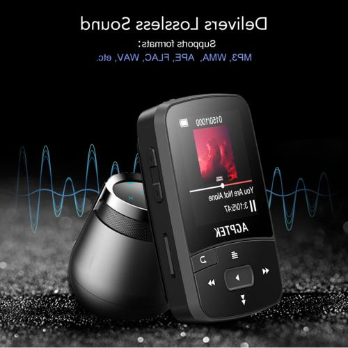 AGPTEK MP3 Player FM
