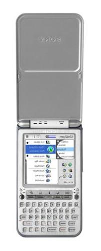 Sony Clie PEG-TG50 Handheld