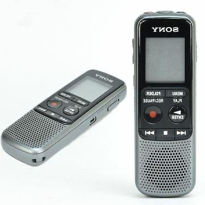 dictaphone voice recorder with pc link 4