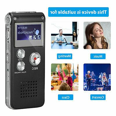 Digital Activate Recording Voice Player