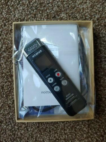 digital voice 8gb recorder voice activated new