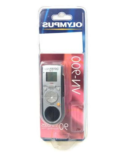 digital voice recorder model vn 900 handheld