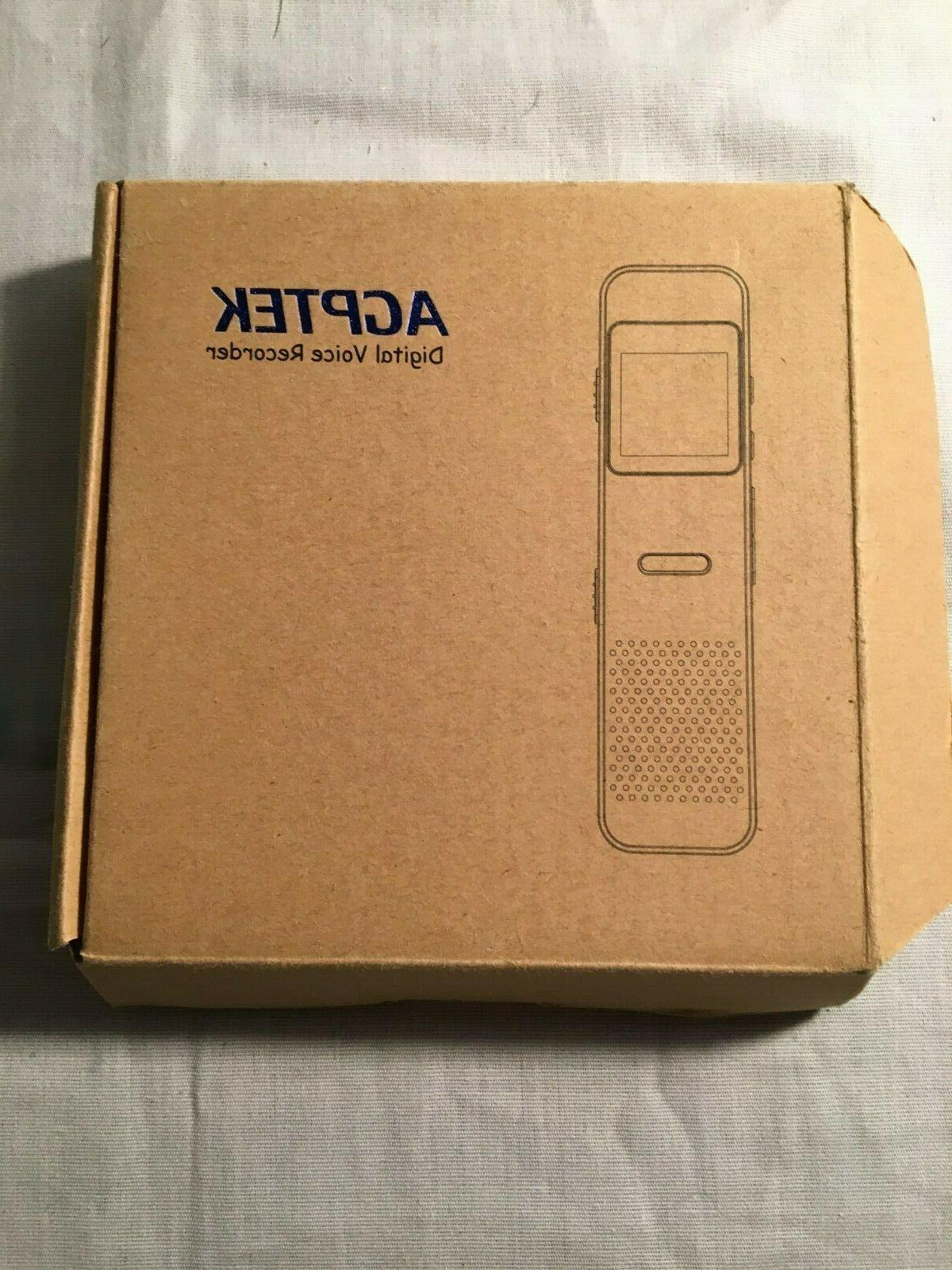 digital voice recorder rp33 8gb black digital