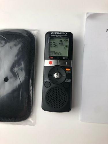 Olympus Digital Voice VN-7200 w/ Case hrs. 2GB - BOX