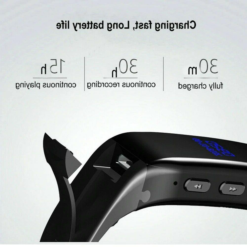 Vandlion Digital Wrist Dictaphone OLED V86