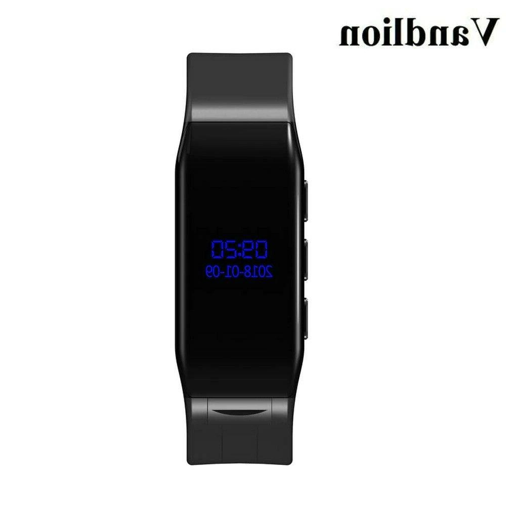Vandlion Digital Wrist Watch Dictaphone OLED Screen V86