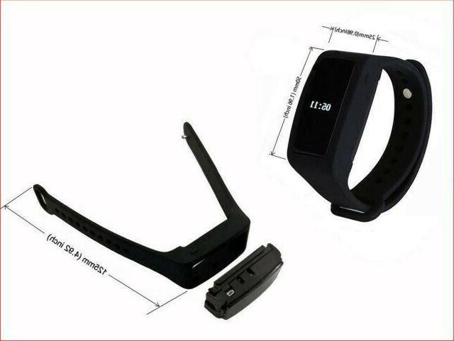 Digital Recorder Wrist Watch Wristband Recording