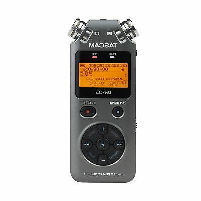 dr 05 version 2 handheld pcm portable