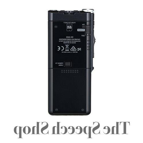 Olympus Recorder ***Replaces DS-2500***