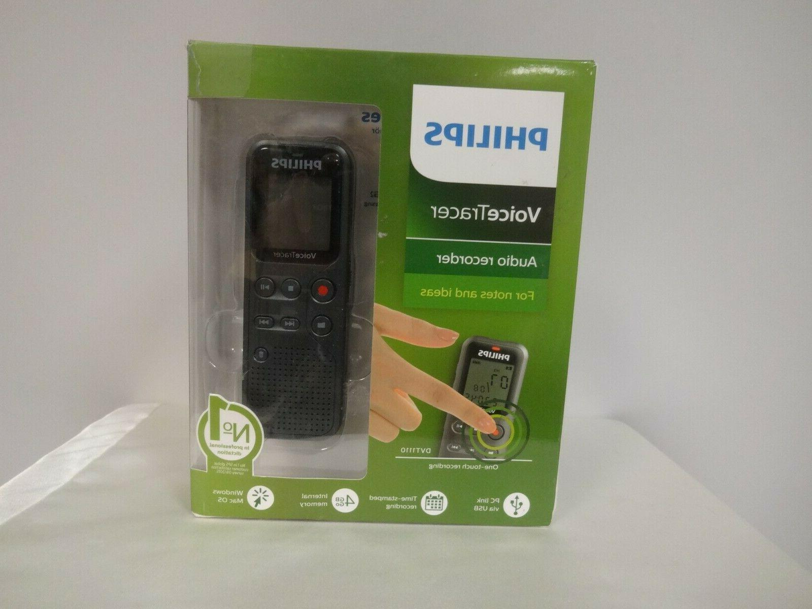 dvt 1110 voice tracer audio recorder