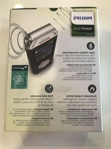 Philips DVT2810 Digital High-Quality Voice NEW
