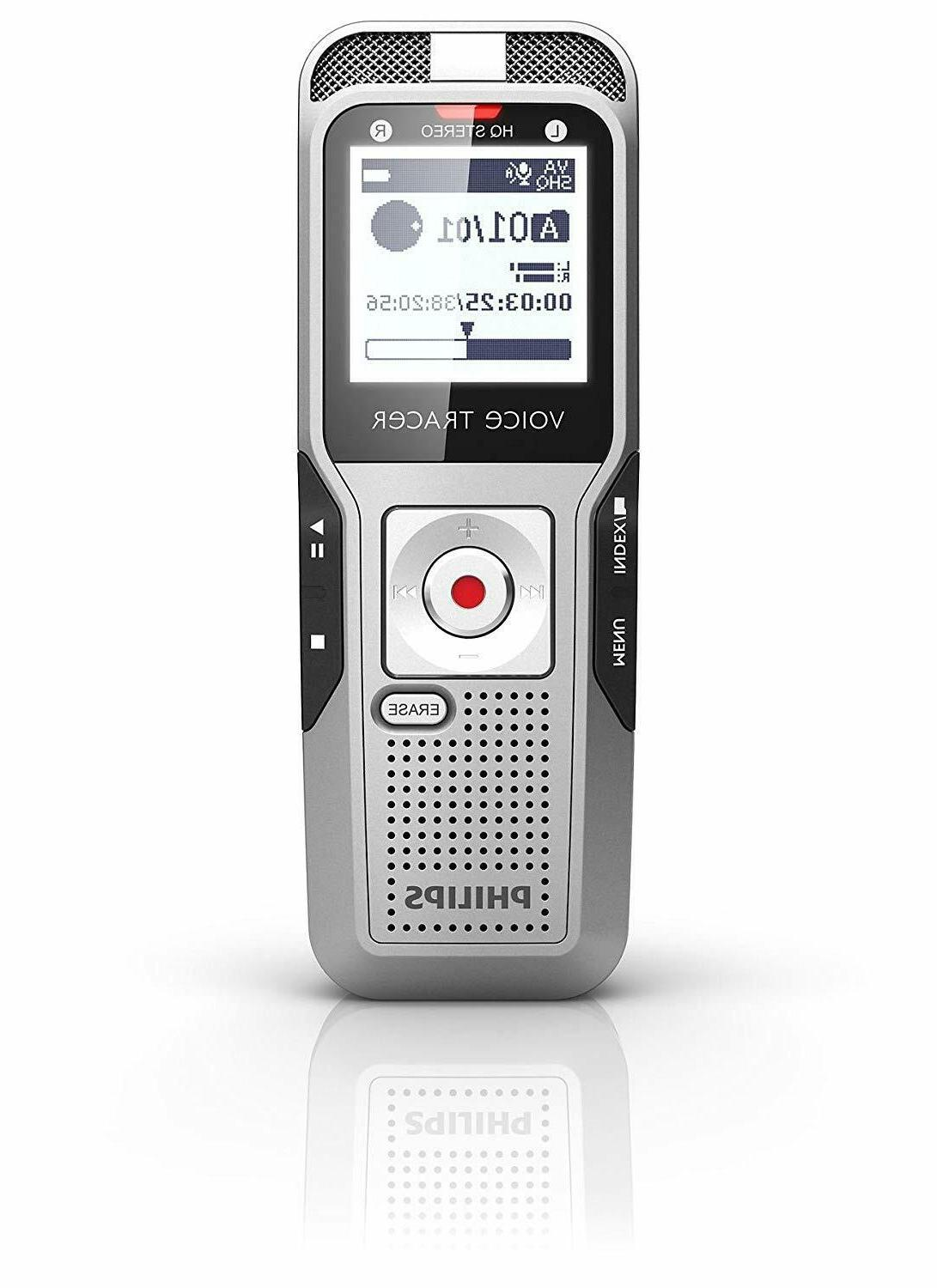 dvt3200 digital voice tracer and recorder new
