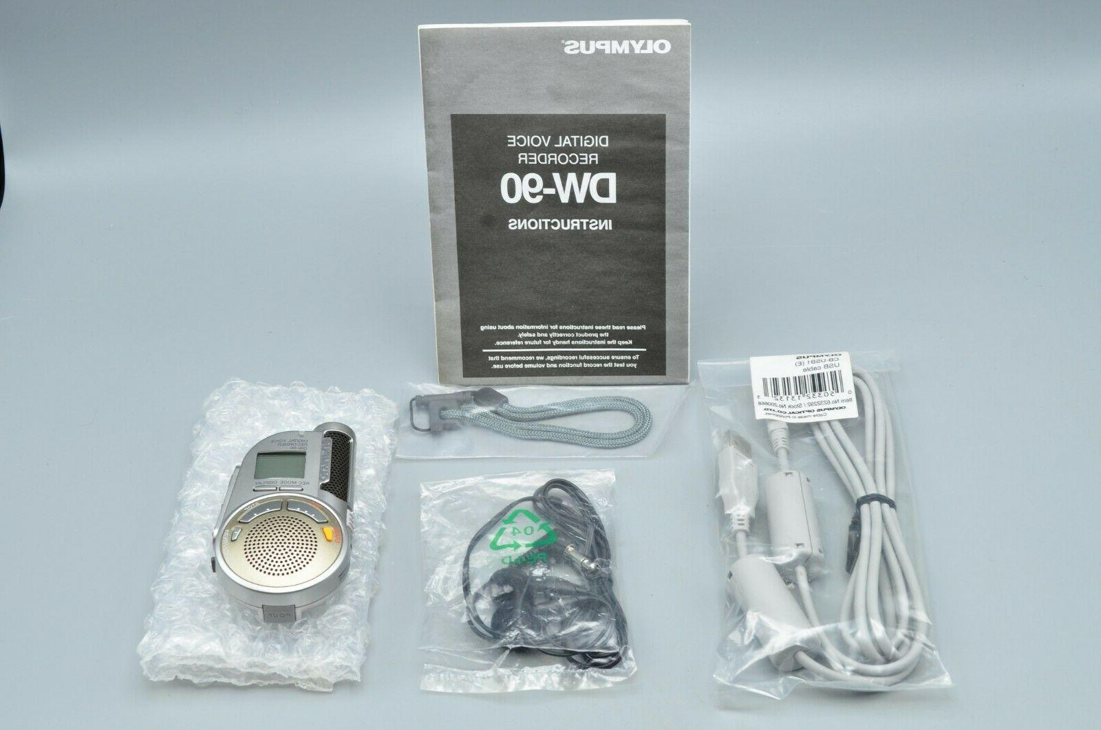 dw 90 digital voice recorder new free