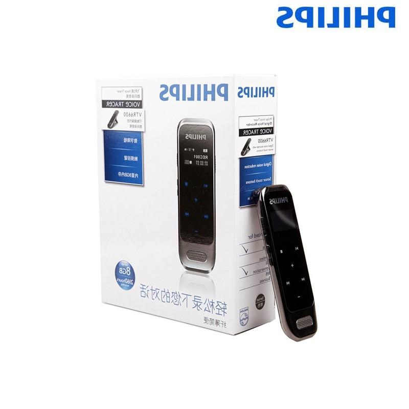 <font><b>PHILIPS</b></font> Sensor Buttons up to 2160 hours audio Black Blue VTR6600