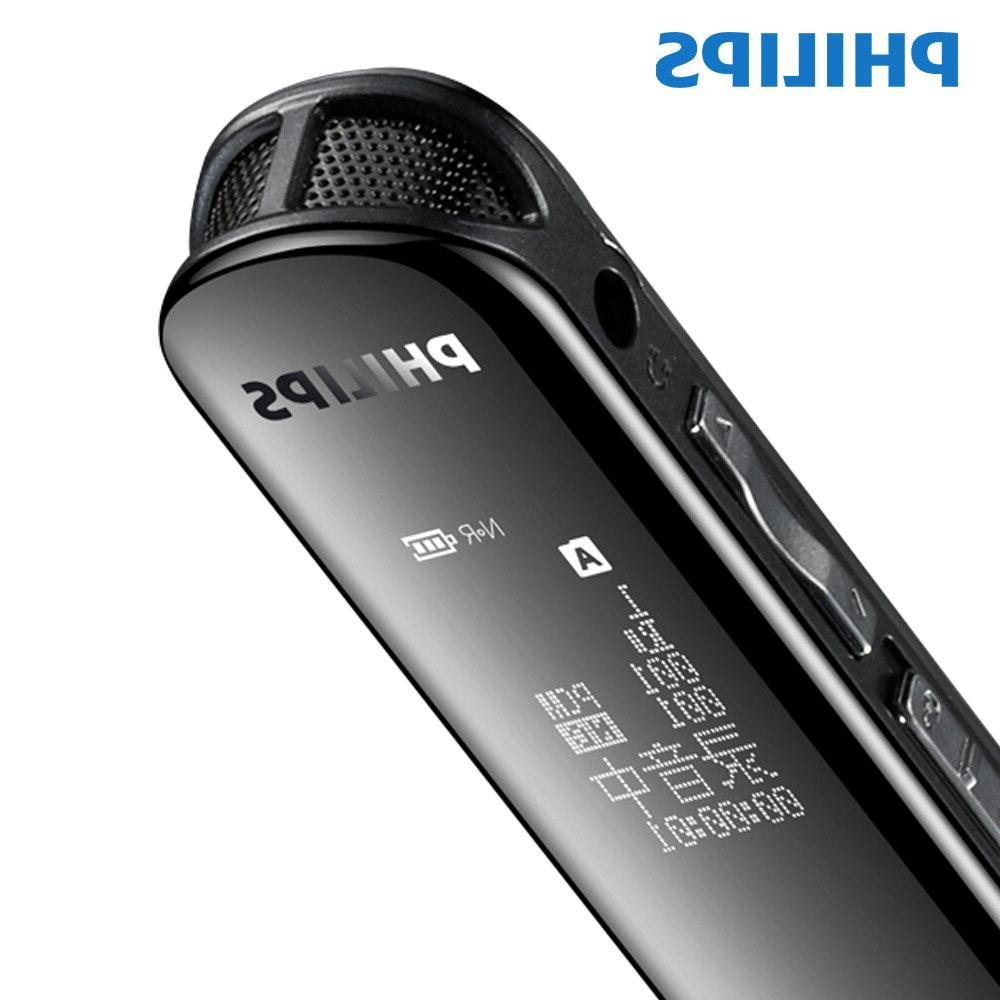 <font><b>Philips</b></font> Digital <font><b>Voice</b></font> HD <font><b>Voice</b></font> Reduction Telephone Recording
