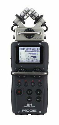 h5 4 track portable recorder new free