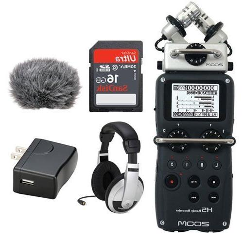 h5 handy recorder kit