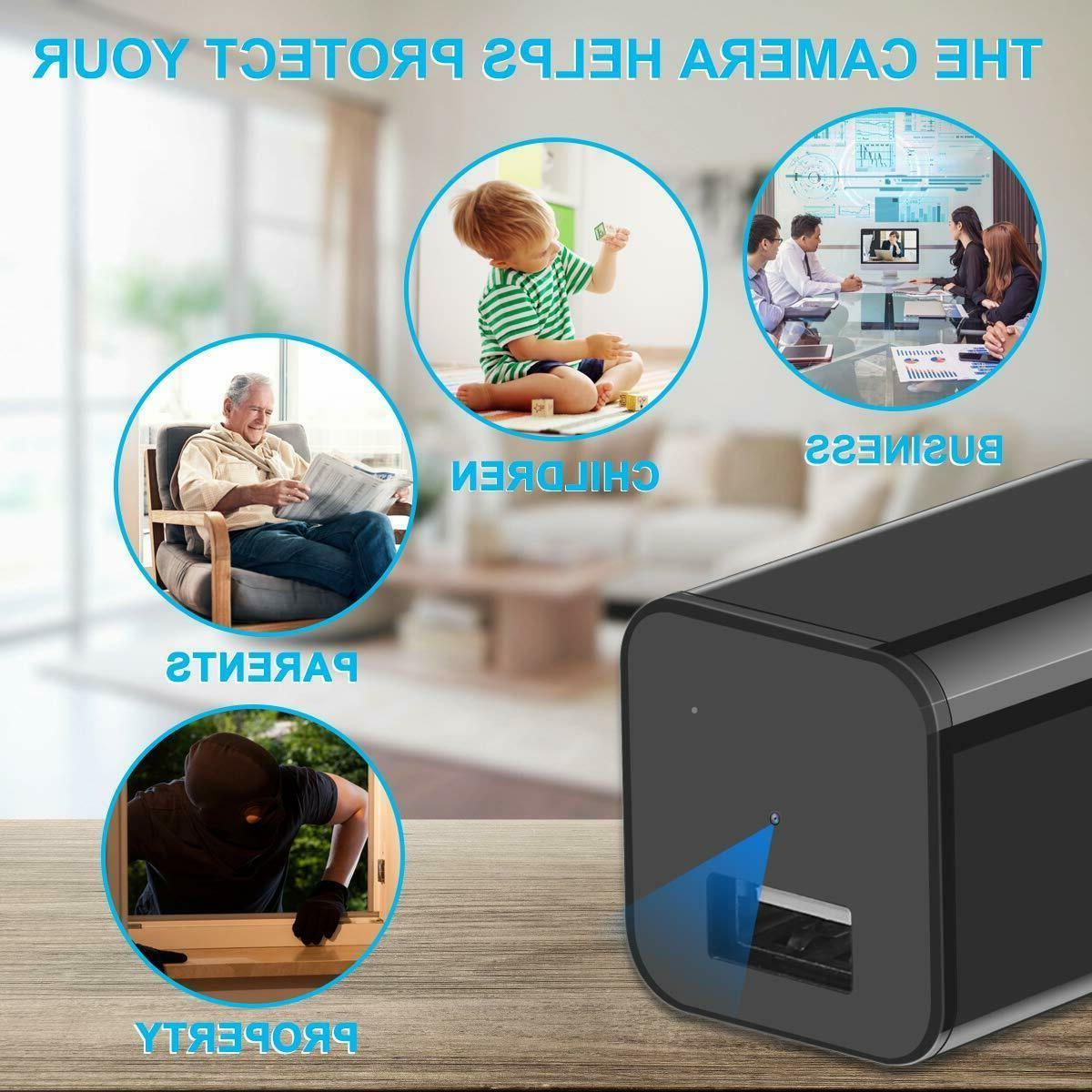 Hidden Mini Camera 1080P Full HD Motion Loop 32GB