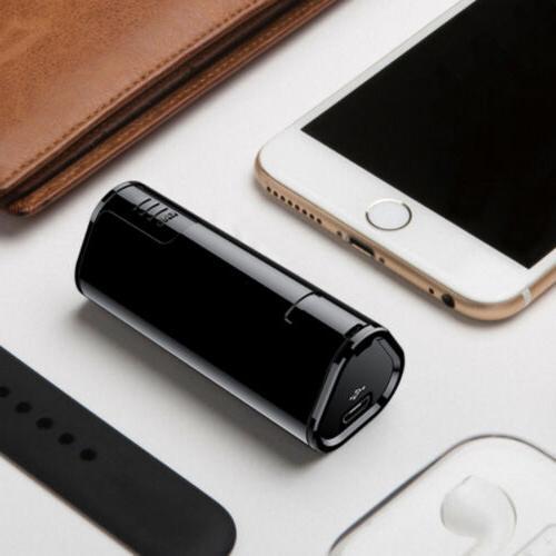 Hidden Activated Spy Digital Audio Device 16GB Black