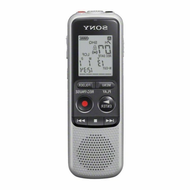 icd bx140 4gb digital voice recorder