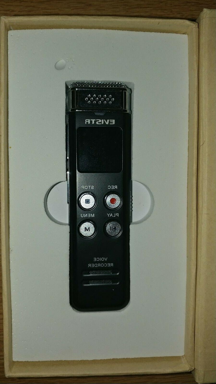 l157b digital voice recorder voice activated brand
