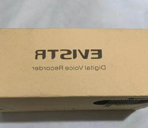 EVISTR Digital Voice Portable Recorders Open Free