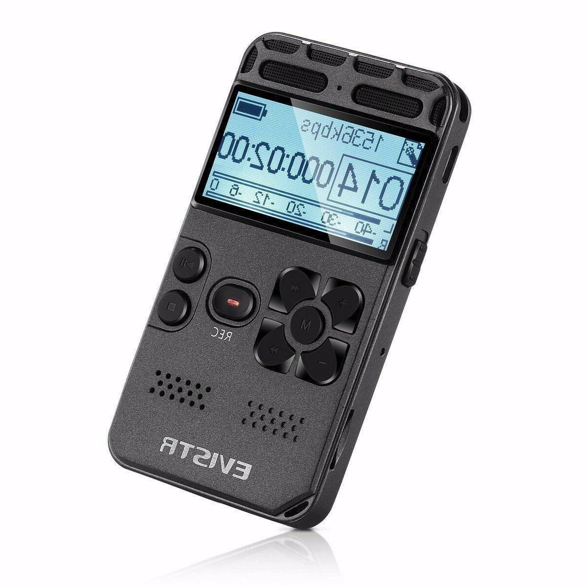 EVISTR L58 Digital Recorder with Slot