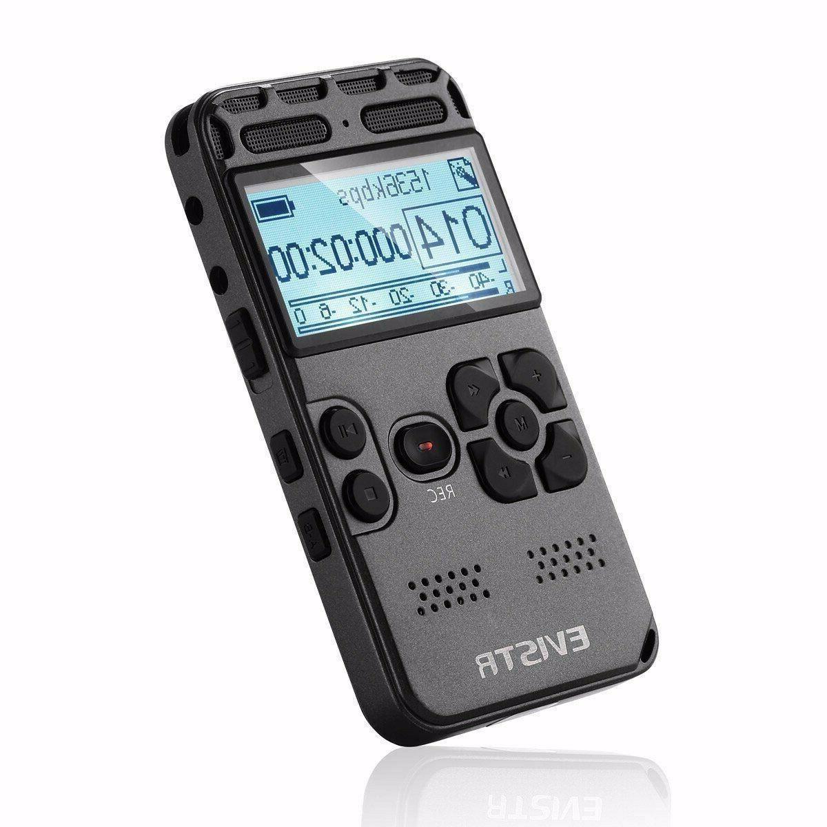 EVISTR L58 Digital Recorder Slot Protection