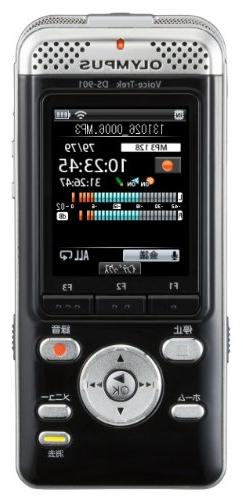 OLYMPUS linear PCM recorder Digital Voice Recorder DS-901 Bl