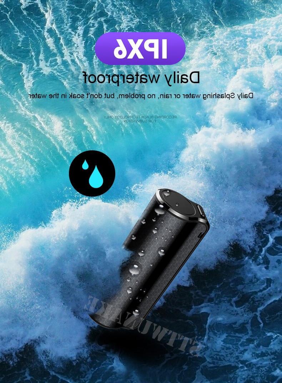 STTWUNAKE Audio <font><b>Voice</b></font> <font><b>Recorder</b></font> 600 recording Magnetic professional Digital HD Dictaphone
