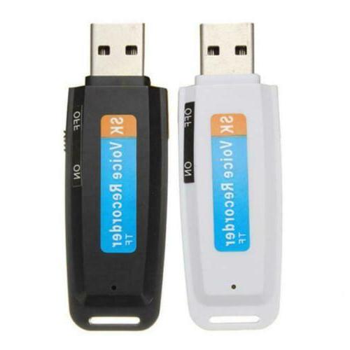 Mini USB Digital Audio Recorder 32 GB Flash U-Disk