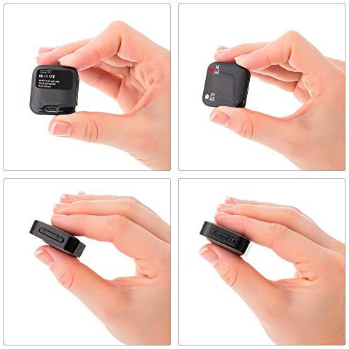 Mini Voice Voice - 286 Hours - Hours Battery Life - Upgrade