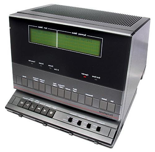 model 7120 dictation machine voice