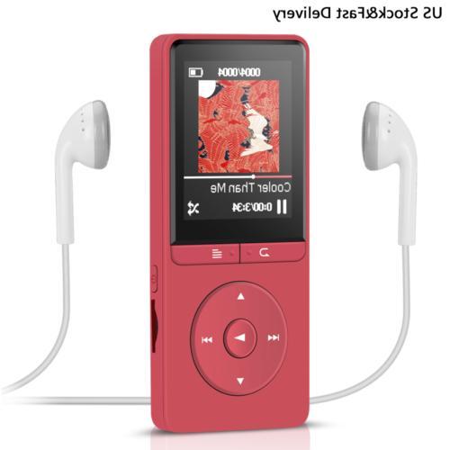 mp3 music player with fm radio