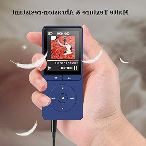 16GB MP3 AGPTEK A20S Music with