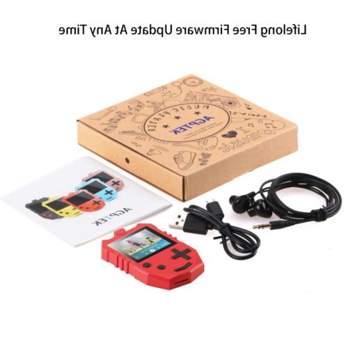 AGPTEK MP3 for Kids FM Radio Voice Recording