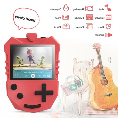 AGPTEK MP3 Kids Gifts Support FM Recording