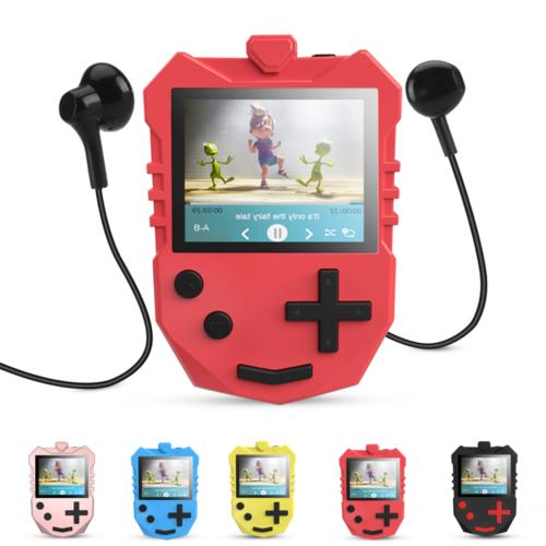 mp3 player for kids gifts 8gb support
