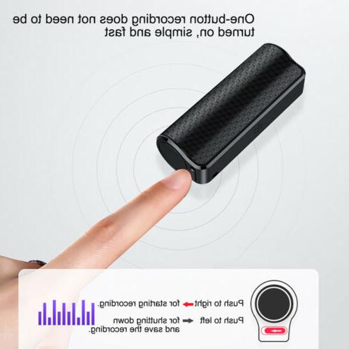 MP3 Magnetic Device Voice Activated Audio Recorder Q70