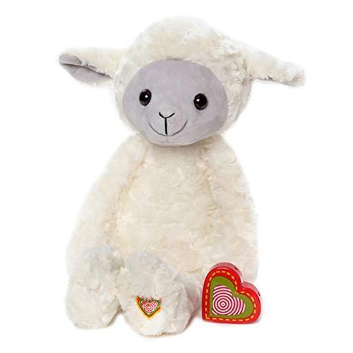 my baby s heartbeat bear vintage lamb