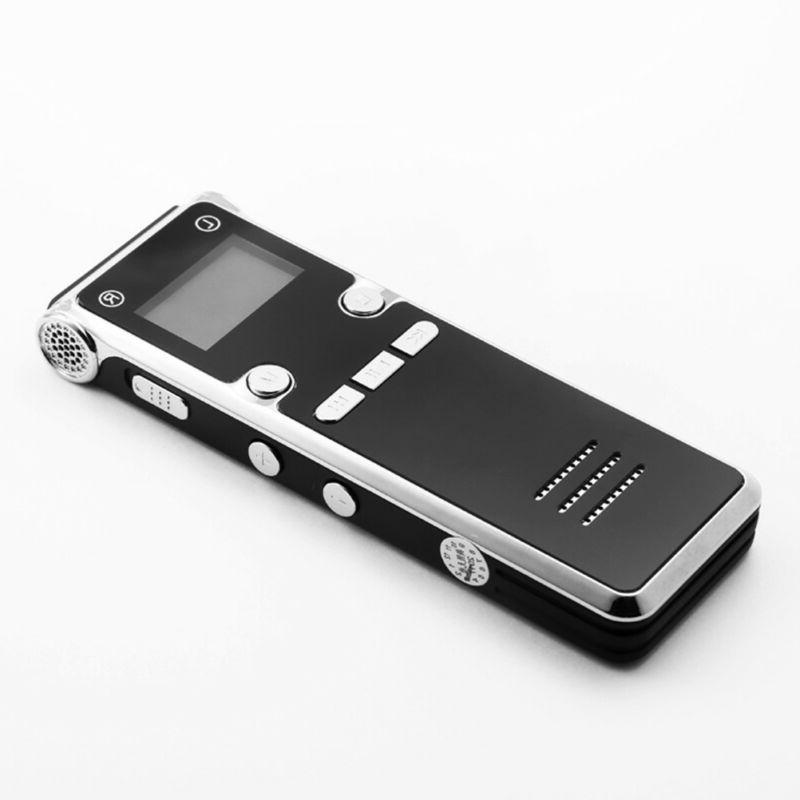 NEW Digital Dictaphone Audio Recorder Mini MP3 Lecture
