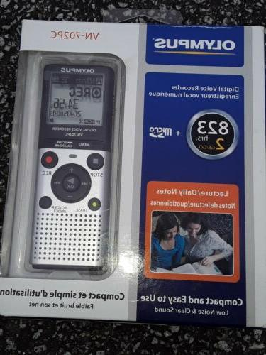 new digital voice recorder vn 702pc lecture