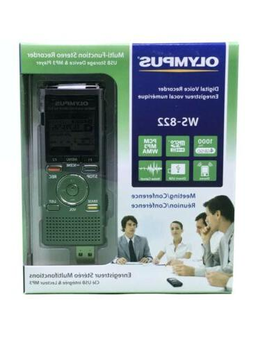 olympus ws 822 gmt voice recorders
