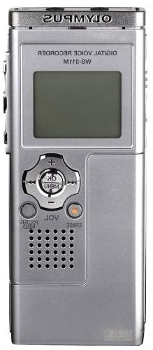 Olympus WS-311M Digital Voice Recorder and WMA Music Player