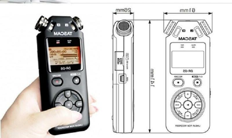 Original Tascam Voice Digital