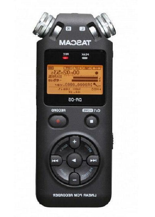 original dr 05 professional voice recorder mini