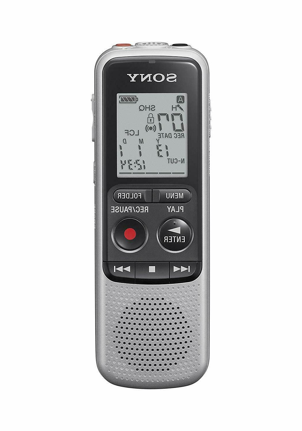 Paranormal Ghost Hunting Equipment Sony Digital EVP Voice Re