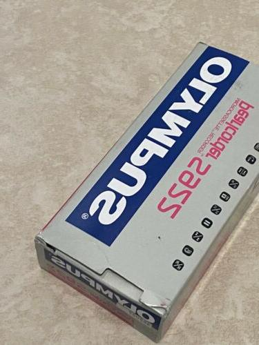 OLYMPUS Tape Voice IN BOX